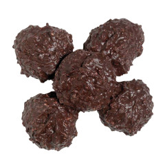 NASSAU CANDY DARK CHOCOLATE COCONUT HAYSTACKS