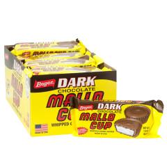 MALLO CUPS DARK CHOCOLATE 1.5 OZ