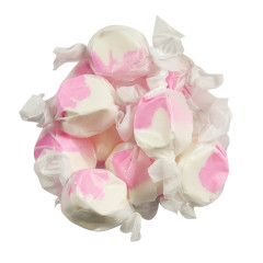 SWEET CANDY STRAWBERRY AND CREAM TAFFY