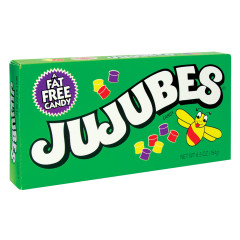 JUJUBES 5.5 OZ THEATER BOX