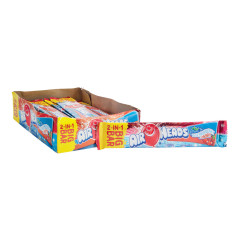 AIRHEADS BLUE RASPBERRY AND CHERRY BIG BAR 1.5 OZ