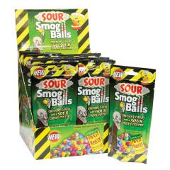 TOXIC WASTE SOUR SMOG BALLS 3 OZ BAG