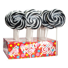 WHIRLY POP MIXED BERRY BLACK AND WHITE 1.5 OZ