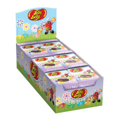 JELLY BELLY SPRING JELLY BEANS MIX FLIP TOP BOX
