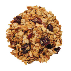 NASSAU CANDY CRISPY CRANBERRY AND PECAN GRANOLA