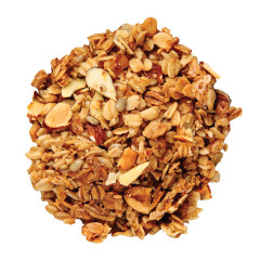 CRISPY ALMONDS GRANOLA