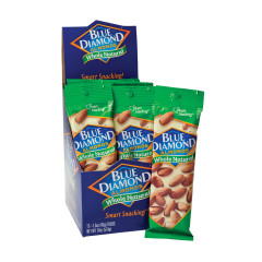 BLUE DIAMOND WHOLE NATURAL ALMONDS 1.5 OZ BAG