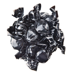 HILLSIDE SWEETS WRAPPED BLACK PEPPERMINT HARD CANDY