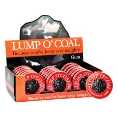 LUMP O' COAL GUM 1 OZ TIN