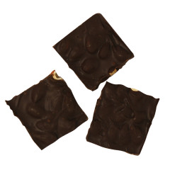 ASHER'S DARK CHOCOLATE ALMOND BARK