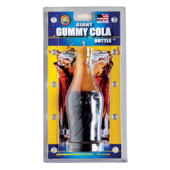 GIANT GUMMY VANILLA COLA BOTTLE 12.8 OZ