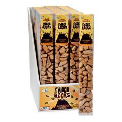 CHOCO ROCKS GOLD NUGGETS 3 OZ TUBE
