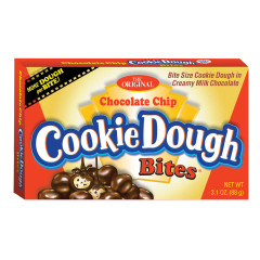 COOKIE DOUGH BITES THEATER BOX