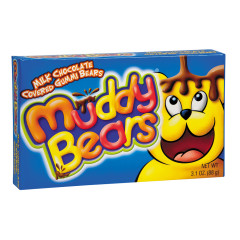 MUDDY BEARS 3.1 OZ THEATER BOX