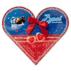 PERUGINA BACI 4.5 OZ HEART BOX