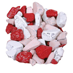CHOCOROCKS VALENTINE'S DAY RED WHITE AND PINK