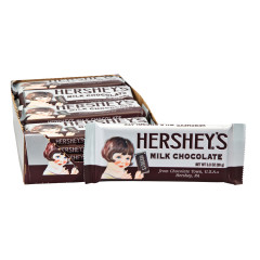 HERSHEY'S NOSTALGIC MILK CHOCOLATE 3.5 OZ BAR