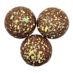 BIRNN MILK CHOCOLATE KEY LIME DESSERT TRUFFLES