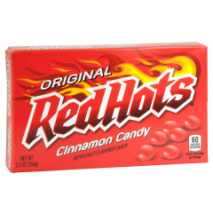 RED HOTS 5.5 OZ THEATER BOX