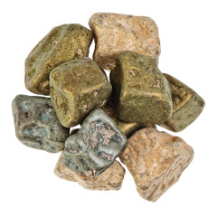 CHOCOROCKS BOULDERS GOLD SILVER AND BRONZE