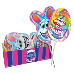 JUMBO EASTER LOLLIPOP 4.5 OZ