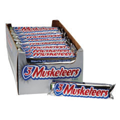 3 MUSKETEERS 1.92 OZ BAR