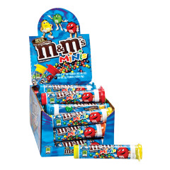 M&M'S MINI MILK CHOCOLATE M&M'S 1.77 OZ TUBE