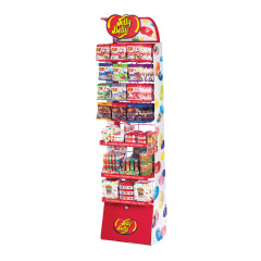 JELLY BELLY CURVE RACK