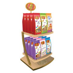 JELLY BELLY SILHOUETTE COUNTER DISPLAY