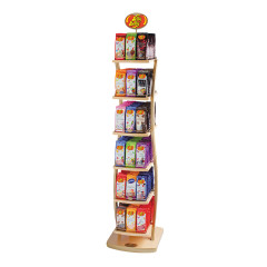 JELLY BELLY SILHOUETTE FLOOR DISPLAY
