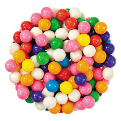 ASSORTED GUMBALLS 8500 CT