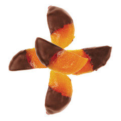 NASSAU CANDY MILK CHOCOLATE HANDCUT APRICOTS