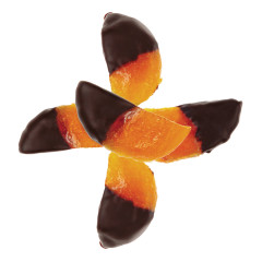 NASSAU CANDY DARK CHOCOLATE HANDCUT APRICOTS