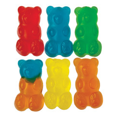 CLEVER CANDY GUMMY GIANT TEDDY BEARS