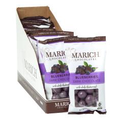 MARICH DARK CHOCOLATE BLUEBERRIES 2.1 OZ