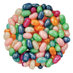 JELLY BELLY JEWEL COLLECTION ASSORTED SHIMMER JELLY BEANS