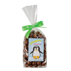 AMUSEMINTS PENGUIN POOP CHOCOLATE CARAMEL DUDS 9.25 OZ BAG