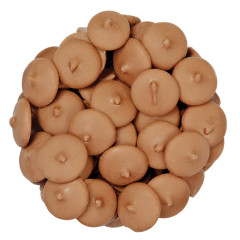 GUITTARD MILK CHOCOLATE A'PEELS