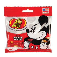 JELLY BELLY MICKEY MOUSE JELLY BEANS 2.8 OZ BAG
