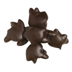 NASSAU CANDY DARK CHOCOLATE ALMOND TURTLES