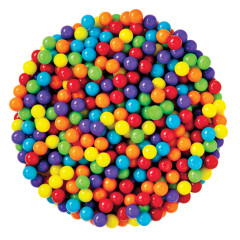 CLEVER CANDY ASSORTED MINI JAWBREAKERS