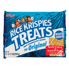 RICE KRISPIES GIANT 2 LB TREAT SHEET