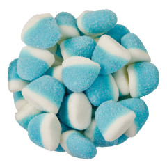 CLEVER CANDY BLUE RAZZ PUFFY PUFFS