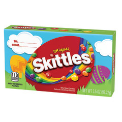 SKITTLES ORIGINAL EASTER 3.5 OZ THEATER BOX