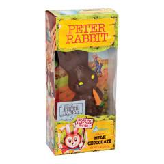 PETER RABBIT HOLLOW MILK CHOCOLATE 5 OZ BUNNY