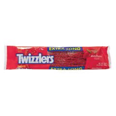 TWIZZLERS TWISTS EXTRA LONG