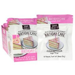 PROJECT 7 BIRTHDAY CAKE GUM 0.53 OZ