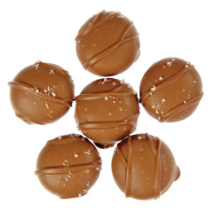 MARK AVENUE MILK CHOCOLATE SEA SALT CARAMEL