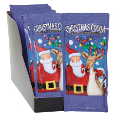 CHRISTMAS BUDDIES HOT COCOA PACKET 1.25 OZ