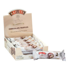 BAILEY'S FLAVOR FILLED MILK CHOCOLATE TRUFFLE 3 PC 1.05 OZ
